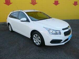 2016 Holden Cruze JH Series II MY16 CD Sportwagon White 6 Speed Sports Automatic Wagon Winnellie Darwin City Preview