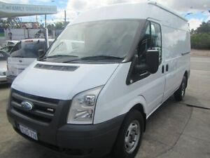 2008 Ford Transit VM MY08 Mid (MWB) White 6 Speed Manual Van Mount Lawley Stirling Area Preview