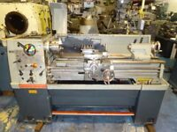 COLCHESTER MASTER TYPE 2500 GAP BED CENTRE LATHE