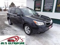 2015 Subaru Forester 2.5i for only $229 bi-weekly all in!