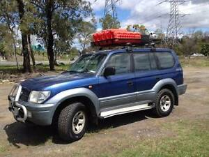Toyota LandCruiser Prado - 4WD - LongRego - RWC - with lot extras Melbourne CBD Melbourne City Preview