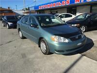 2005 Toyota Corolla CE air climatise