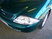 2001 Ford Falcon AU II SR Forte Green 4 Speed Automatic Sedan Stafford Brisbane North West Preview