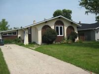 Bright and Clean 3 Bedroom House In Westwood For Rent!