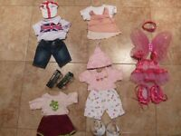 5 Build a Bear Outfits (15 items lot no.2)