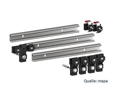 Mepa Wannenleisten 700mm für Wannenrand Badewannen aus Stahl oder Acryl 190031