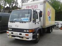 2003 Hino FD2320 Diesel ONLY 120 000 kms 1 Owner 5 Speed Manual