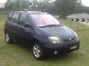 2003 Renault Scenic Dynamique Blue 5 Speed Manual Wagon Hastings Mornington Peninsula Preview