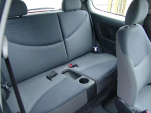 Toyota echo parts. Seats,center console