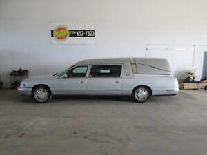 1998 Cadillac DeVille Coachbuilder