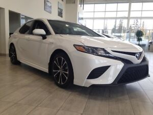 2018 Toyota Camry Hybrid SE Starter, 3M, Window Tint Package