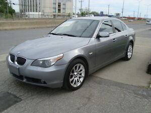 2007 BMW 530 XI AWD AUTO SEDAN ''PRIVATE SALE''TAX INCLUDED''
