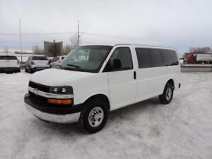 12 Passenger Van with only 51,000 km 2012 Chevrolet Express 3500
