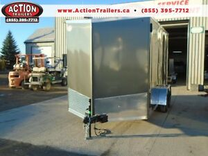 THE PERFECT ATV / SIDE BY SIDE TRAILER - 7X14 HAULIN - SALE!