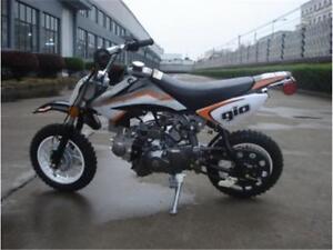 New GIO 70cc - 4 stroke Kids Dirt Bike On Sale NOW !!!