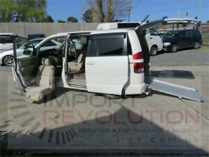 2005 Toyota Noah AZR60G White Constant Variable Van Bayswater Knox Area Preview