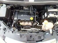 VAUXHALL CORSA C OR D Z14XEP ENGINE
