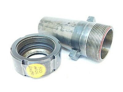 Used Universal Engineering Kwik Switch-400 Acura-flex Af Collet Chuck 804290