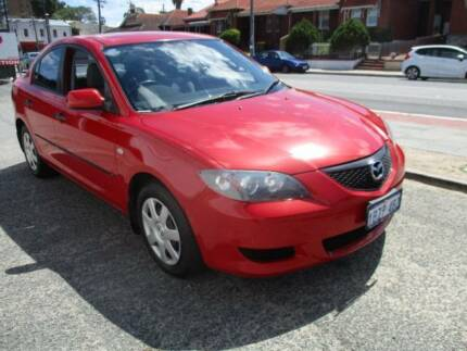 2005 Mazda 3 NEO Sedan West Perth Perth City Area Preview