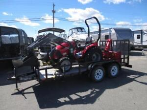 2017 TYM 234 Tractor Package