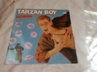 R 678 Vinyl 12In 45 Tarzan Boy ( Summer Version / ( Club Version ) / 7In Version – Baltimora