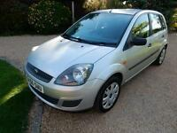 CHEAP CAR - 2006 56 FORD FIESTA 1.2 STYLE 16V 5D 78 BHP