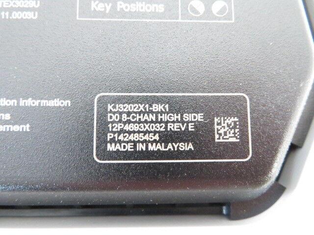 Emerson KL4201X1-BA1 Deltav Charm Base Plate