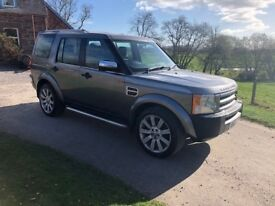 Discovery TDV6 GS *Full leather 7 Seater*