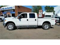 2011 F25O CREW CAB FX4!! 4X4, HARD TO FIND, BEST DEAL!!LOADED!