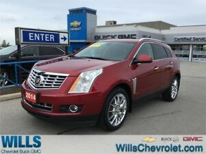 2014 Cadillac SRX LEATHER | NAV | SUNROOF | 3.6L