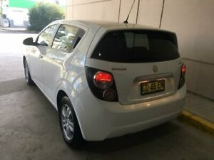 Holden Barina CD Hatch 2015 AUTOMATIC with 68,000km Seven Hills Blacktown Area Preview
