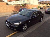Impeccable Business edition ,Black BMW 520 Diesel (07)
