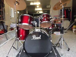 Drum Pearl Target