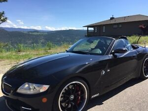 2006 BMW Z4 M Coupe (2 door)