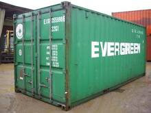 Shipping Containers 20' from $2090 inc. in Coffs Harbour Boambee Coffs Harbour City Preview