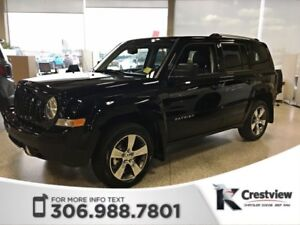 2017 Jeep Patriot High Altitude Edition 4x4   Leather   Sunroof