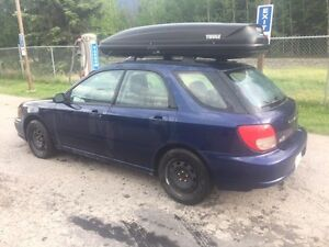 2002 Subaru Other TS Wagon