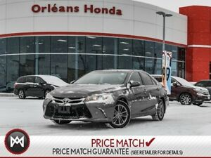 2015 Toyota Camry SE -ONE OWNER NICE RIDE
