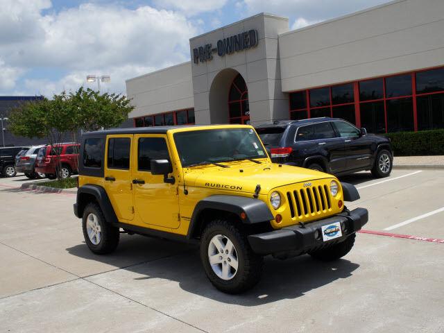 2008 Jeep Wrangler Rubicon Yellow on Jeep Wrangler Keyless Entry