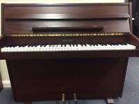 Piano: small Zender in good condition c.1990