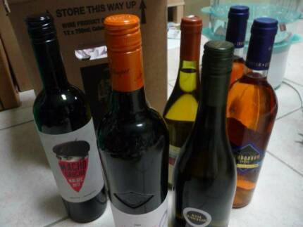 Assorted unopened bottles wines Warrimoo Blue Mountains Preview