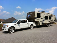 2013 26' Sunset Trail Fifth Wheel