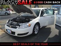 2009 Chevrolet Impala LTZ, $42/Week OR $186/Month
