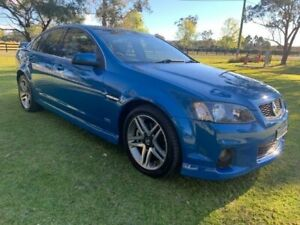 2012 Holden Commodore VE II MY12.5 SS Z-Series Blue 6 Speed Manual Sedan Tuggerah Wyong Area Preview