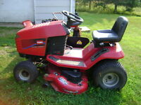 parting out toro wheel horse 17-44hlx garden tractor