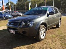 2008 Ford Territory SY MY07 Upgrade TX (RWD) Charcoal 4 Speed Auto Seq Sportshift Wagon Clontarf Redcliffe Area Preview