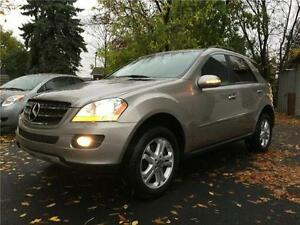 2008 MERCEDES-BENZ ML350 + 112019KM+ NAVIGATION + GARANTIE UN AN