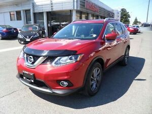 2016 Nissan Rogue SL Premium 4dr All-wheel Drive