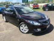 2009 Mazda 6 GH MY09 Classic Purple 5 Speed Auto Activematic Sedan Wacol Brisbane South West Preview