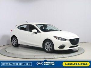 2014 Mazda Mazda3 GX BLUETOOTH GR.ELEC HATCHBACK